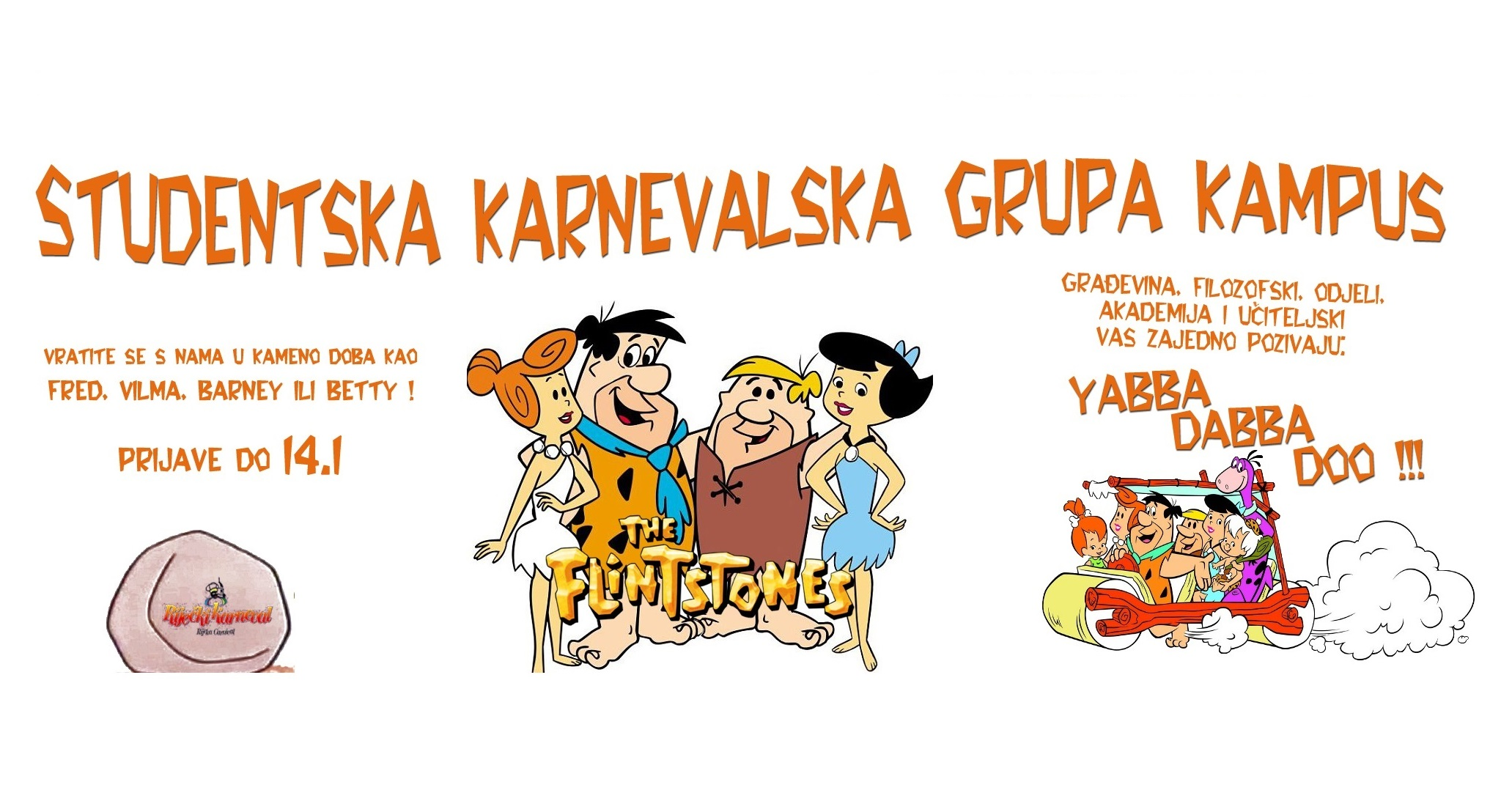 Application for the 2016 Rijeka Carnival